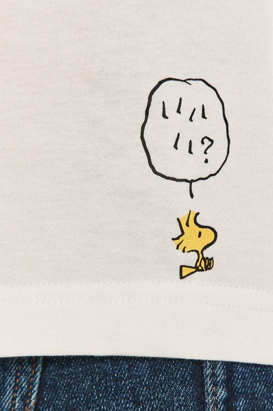 Puma - Longsleeve x Peanuts LS Męski