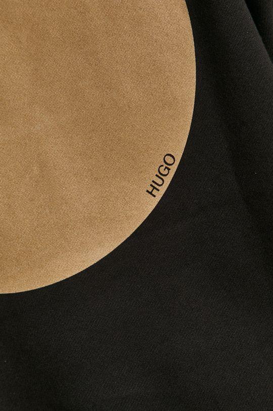 Hugo - Bluza bawełniana Męski