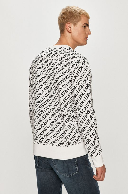 Calvin Klein Jeans - Mikina  100% Organická bavlna