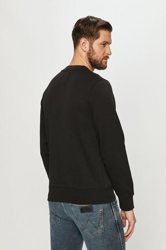 Calvin Klein Jeans - Hanorac de bumbac  100% Bumbac