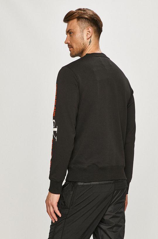 Calvin Klein Jeans - Bavlnená mikina  100% Organická bavlna