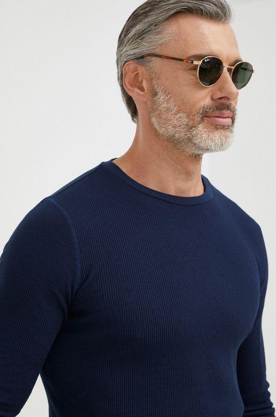 námořnická modř Polo Ralph Lauren - Tričko s dlouhým rukávem