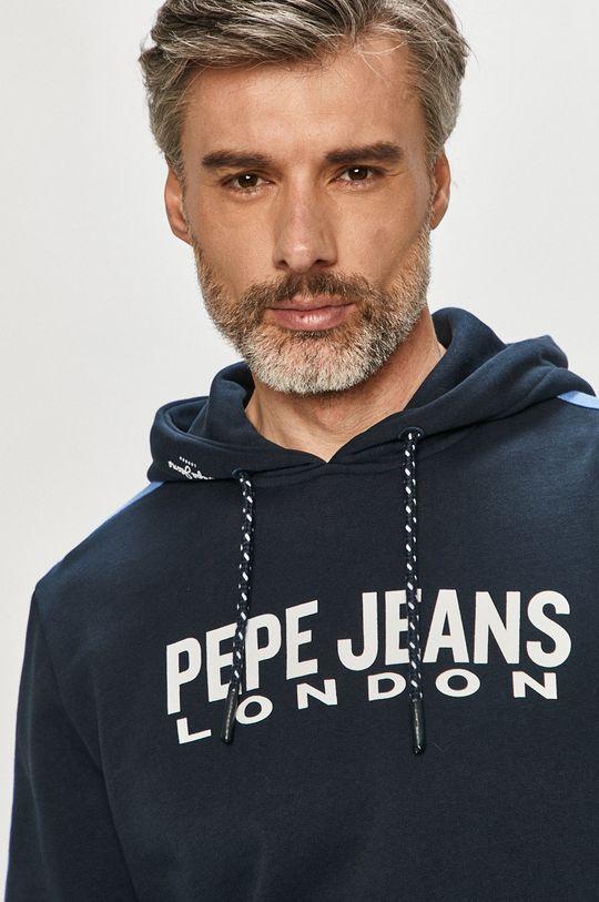námořnická modř Pepe Jeans - Mikina Andre