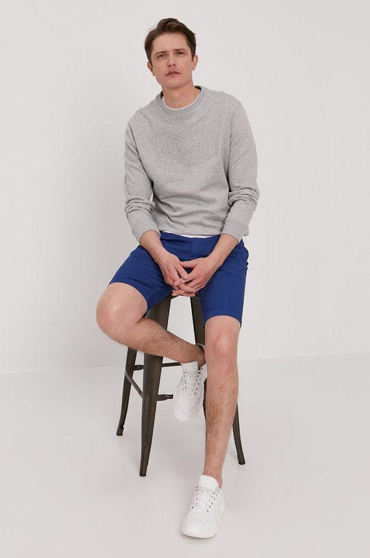 Pepe Jeans - Bluza Hugh szary