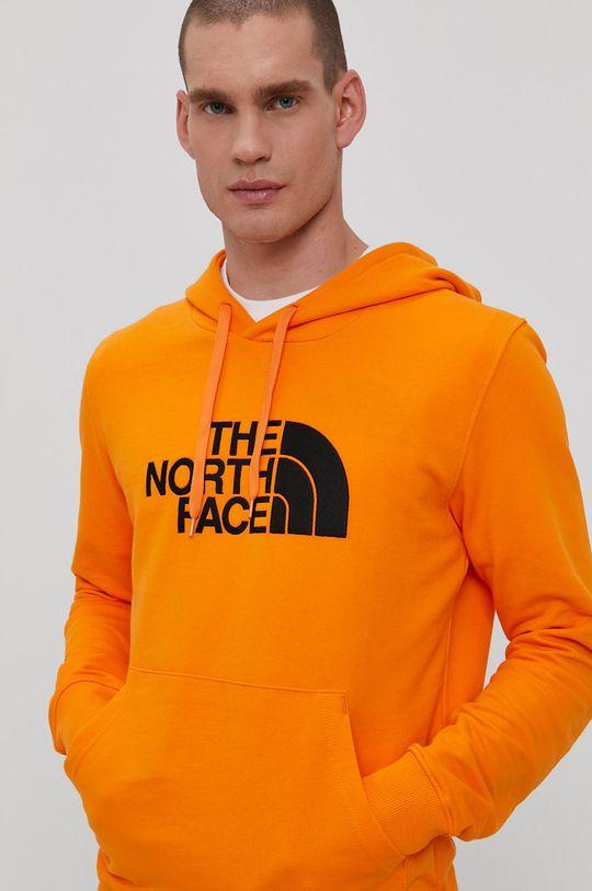 The North Face - Bavlnená mikina Pánsky