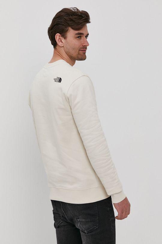 The North Face - Bluza bawełniana 100 % Bawełna
