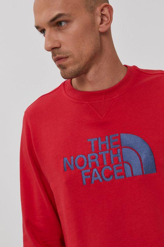 červená The North Face - Mikina