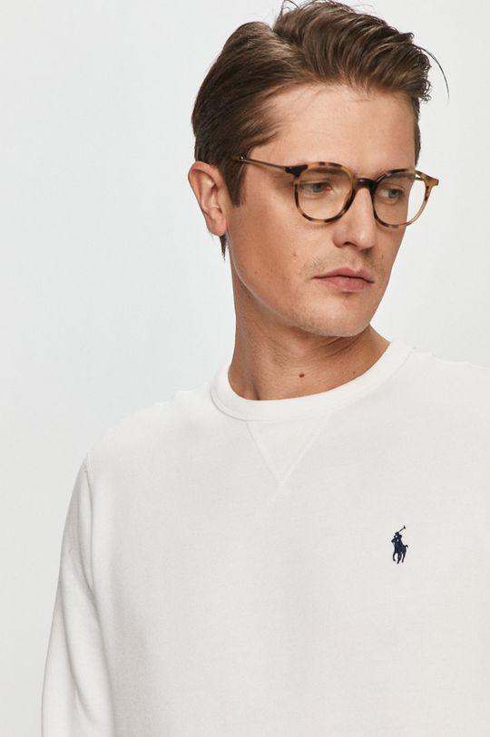 biały Polo Ralph Lauren - Bluza bawełniana