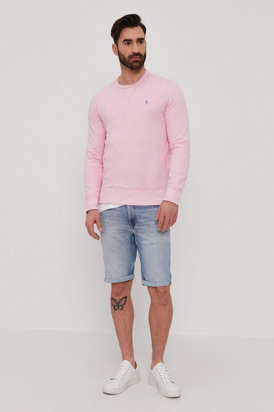 Polo Ralph Lauren - Mikina ružová