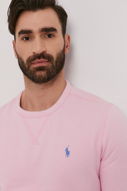ružová Polo Ralph Lauren - Mikina