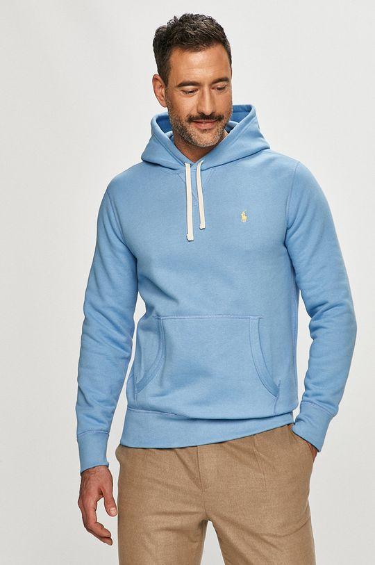 niebieski Polo Ralph Lauren - Bluza Męski
