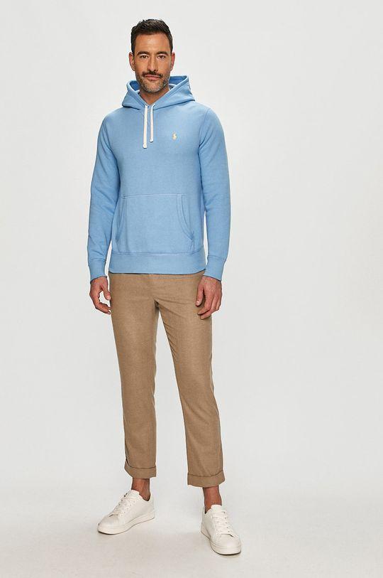 Polo Ralph Lauren - Bluza niebieski