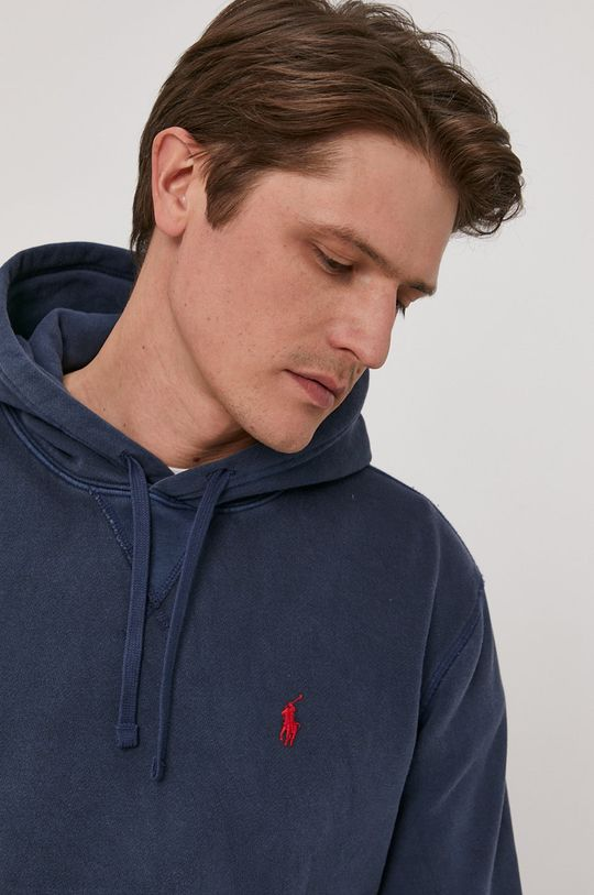 granatowy Polo Ralph Lauren - Bluza