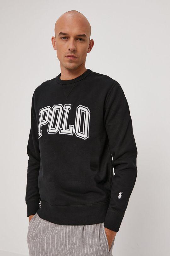 čierna Polo Ralph Lauren - Mikina Pánsky