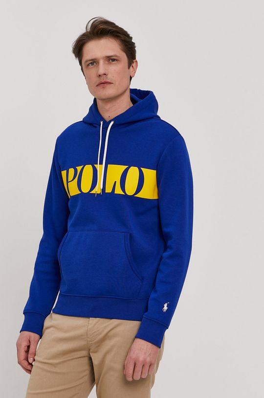 niebieski Polo Ralph Lauren - Bluza