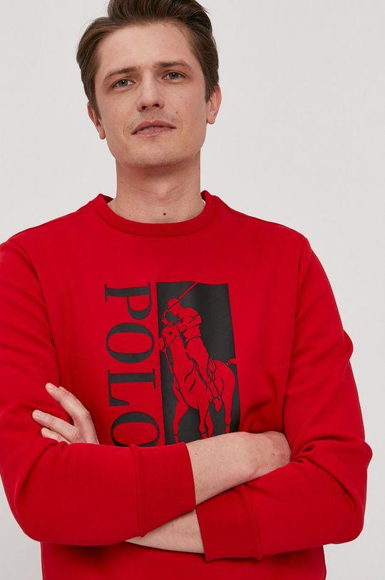 rosu Polo Ralph Lauren - Bluza De bărbați