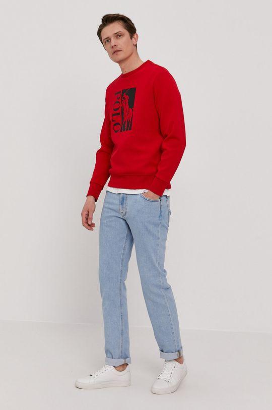 Polo Ralph Lauren - Bluza rosu