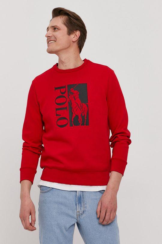 rosu Polo Ralph Lauren - Bluza