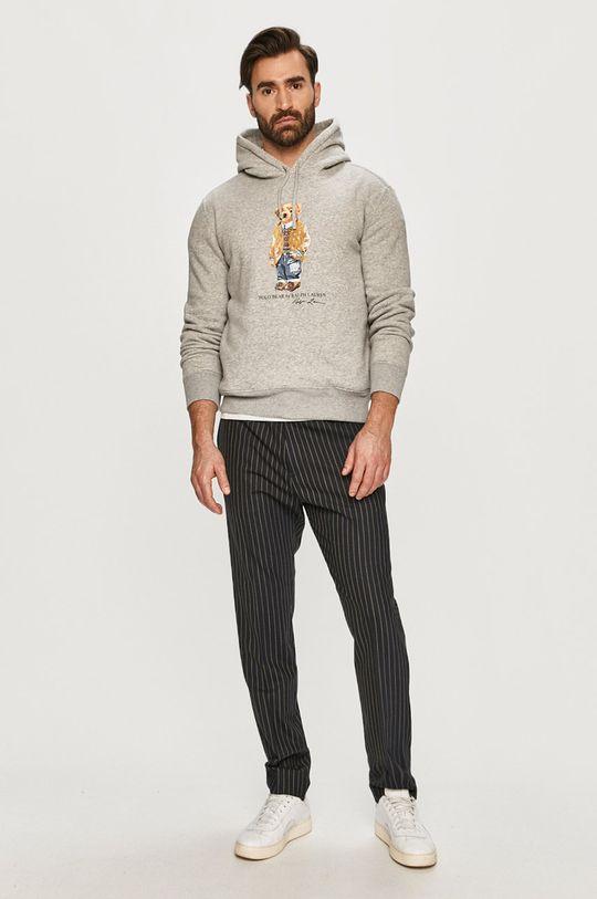 Polo Ralph Lauren - Bluza szary