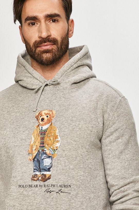 szary Polo Ralph Lauren - Bluza