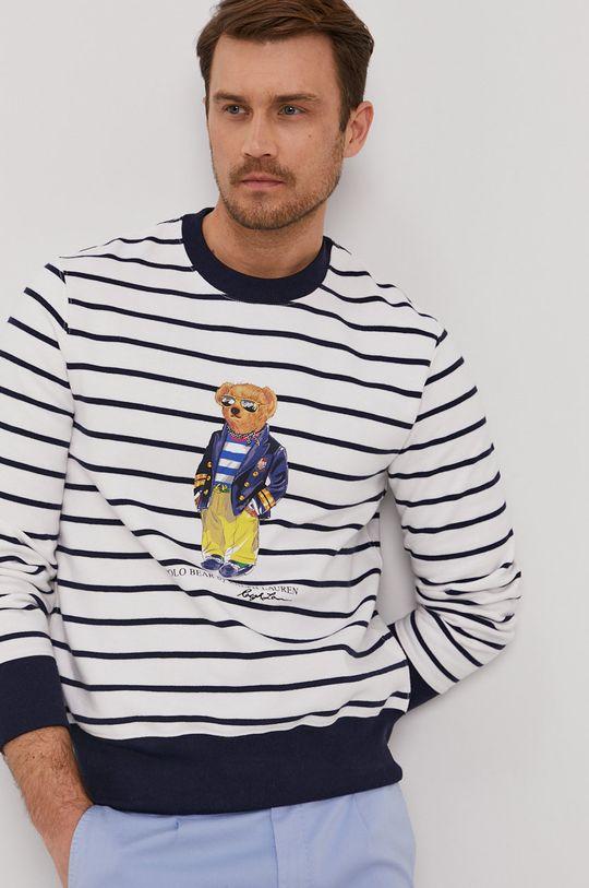 alb Polo Ralph Lauren - Bluza De bărbați