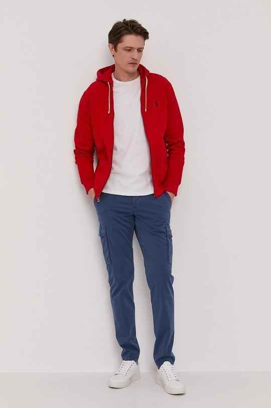 Polo Ralph Lauren - Bluza czerwony