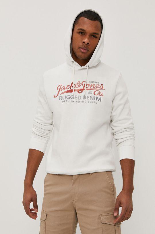 Premium by Jack&Jones - Mikina biela