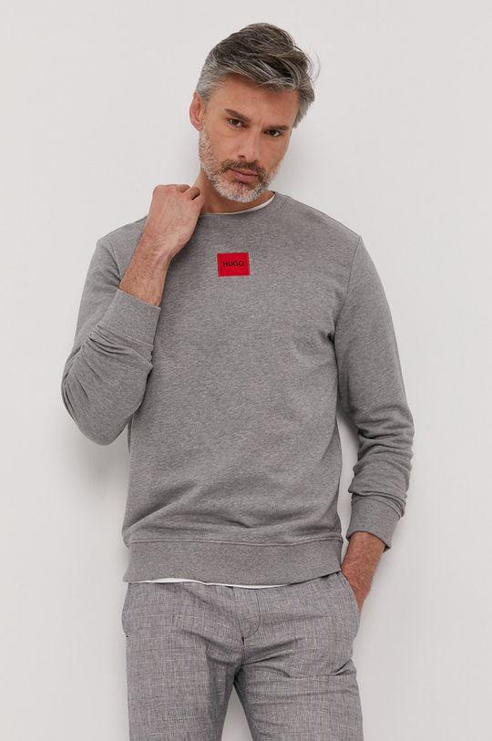 gri deschis Hugo - Bluza De bărbați