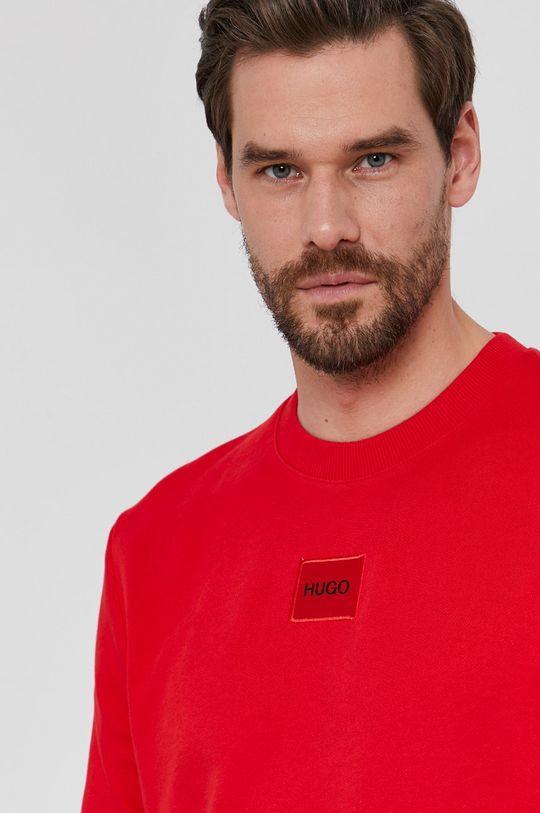 červená Hugo - Mikina 50447964