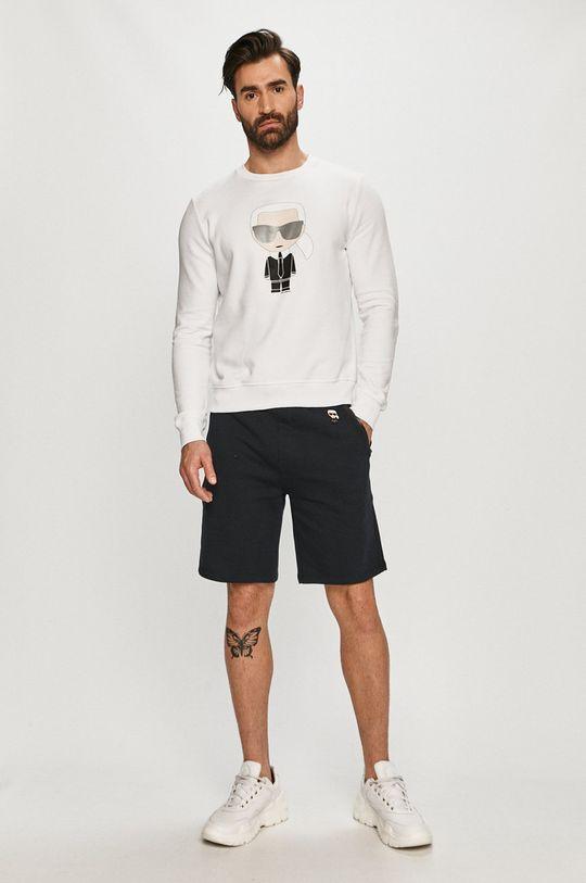 Karl Lagerfeld - Mikina bílá