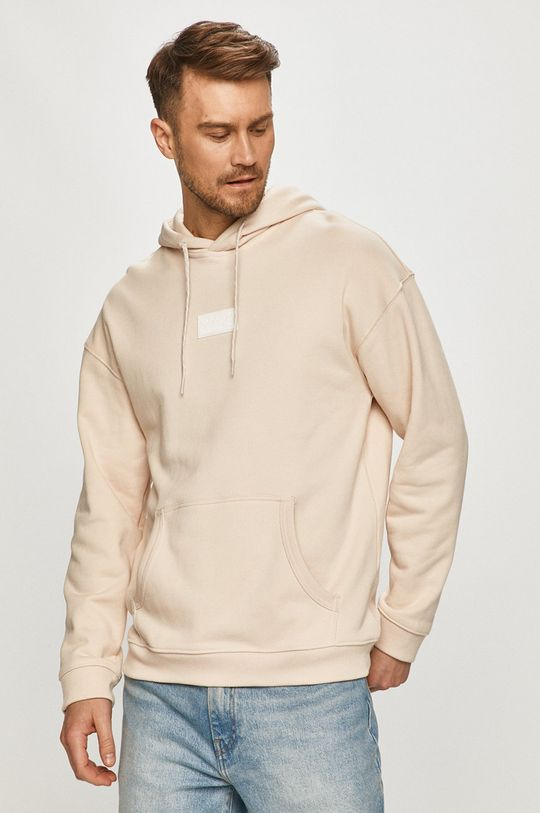 cielisty adidas Originals - Bluza bawełniana Męski