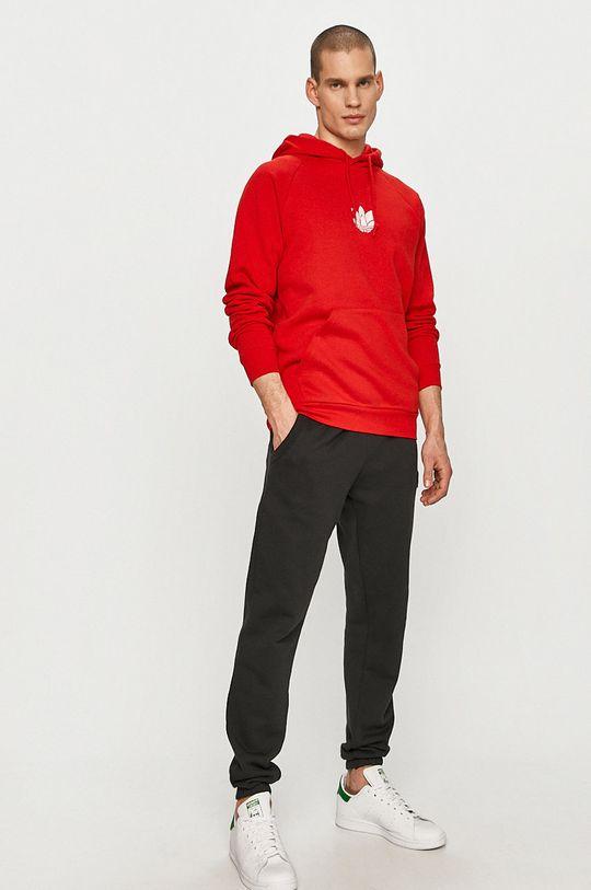 adidas Originals - Bluza czerwony
