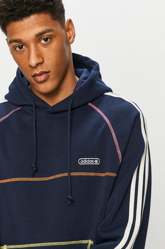 granatowy adidas Originals - Bluza