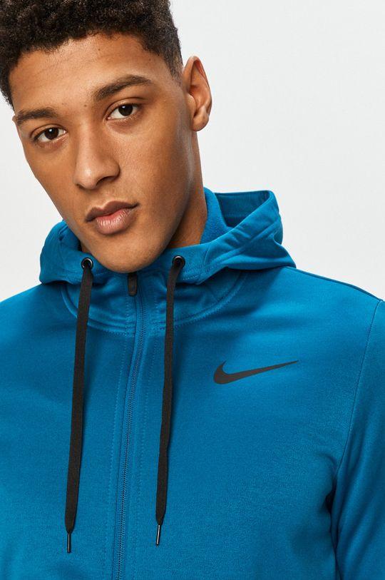 modrá Nike - Mikina