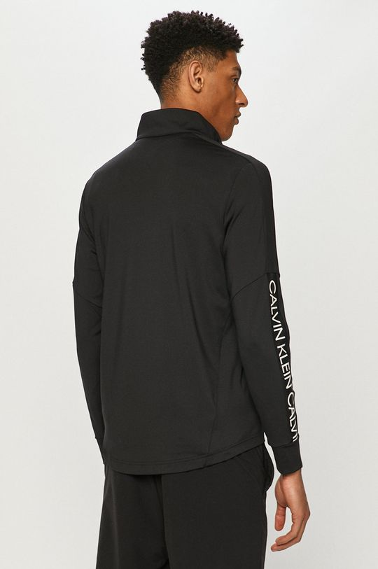 Calvin Klein Performance - Bluza 12 % Elastan, 88 % Poliester