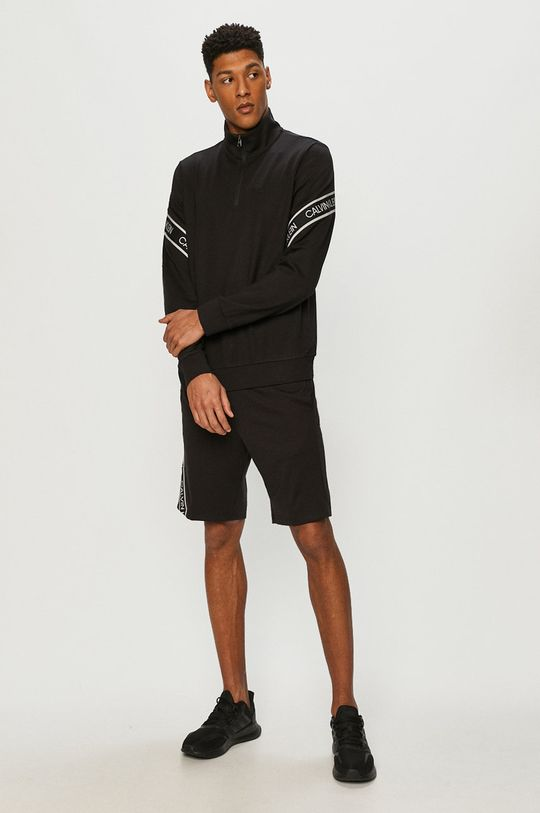 Calvin Klein Performance - Bluza czarny