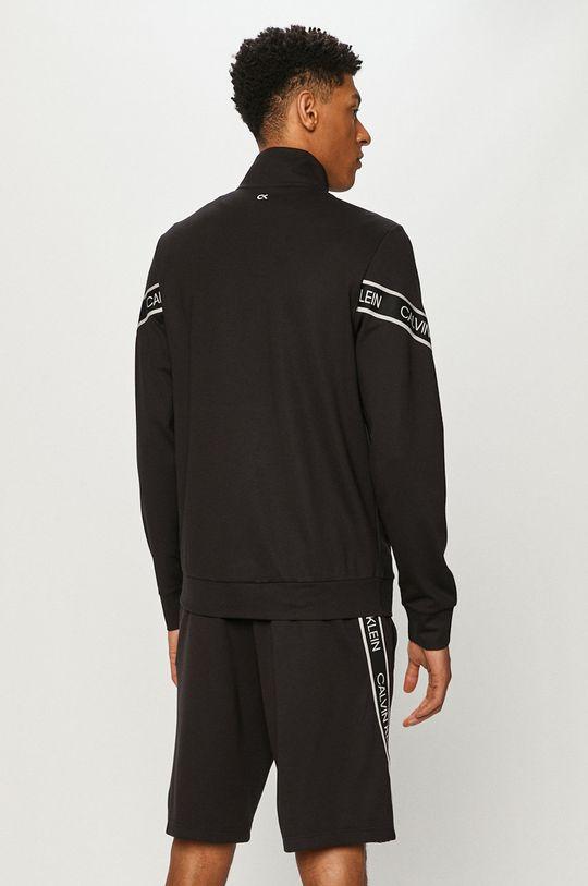 Calvin Klein Performance - Bluza 5 % Elastan, 27 % Nylon, 68 % Wiskoza