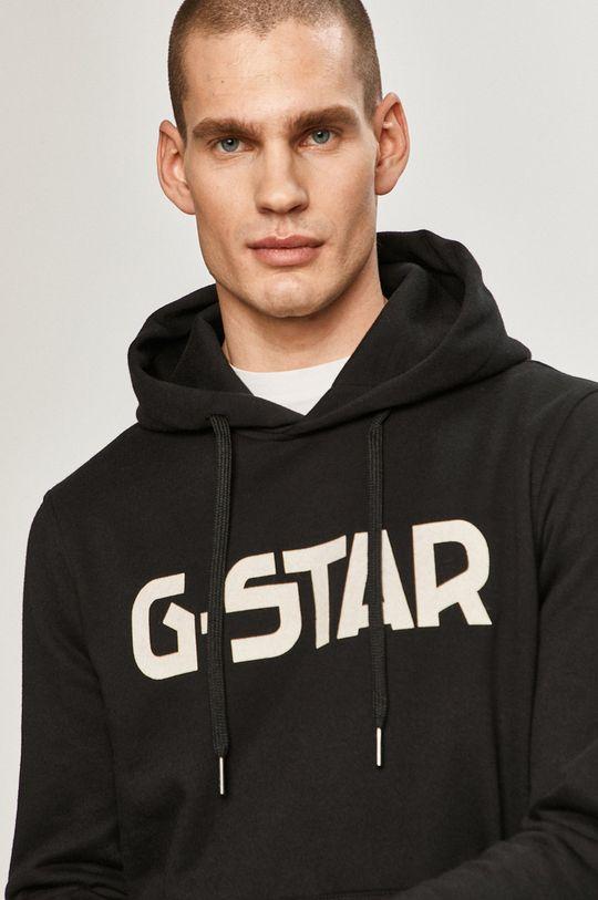 černá G-Star Raw - Mikina