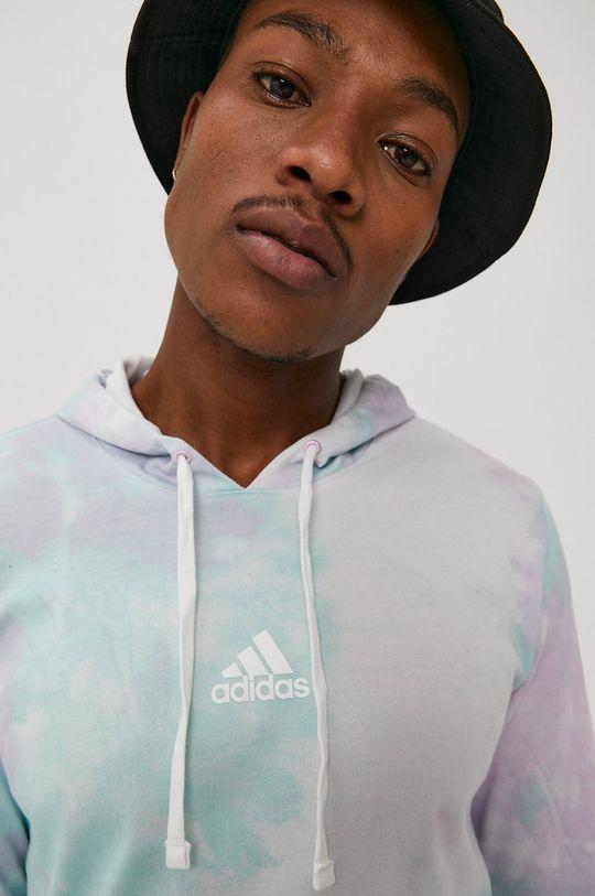 viacfarebná adidas - Mikina
