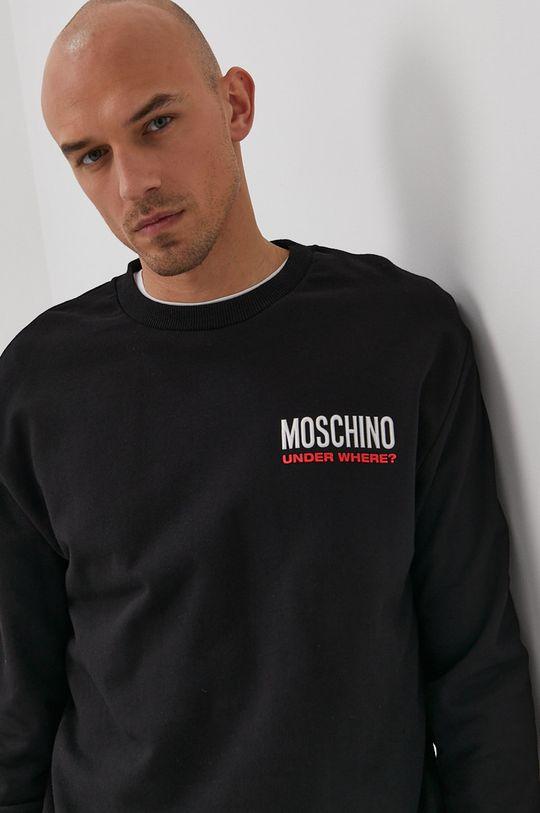 Moschino Underwear - Mikina Pánsky