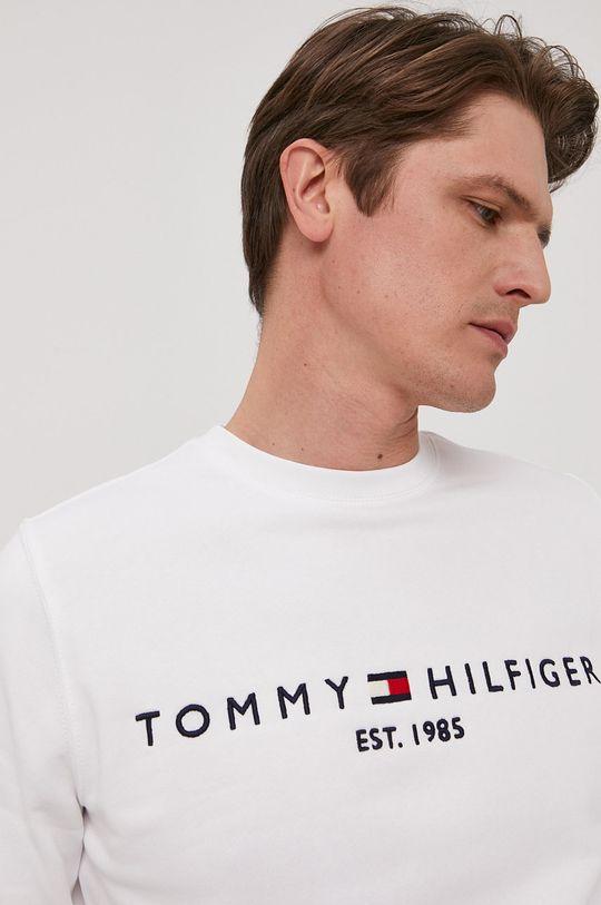 biela Tommy Hilfiger - Mikina