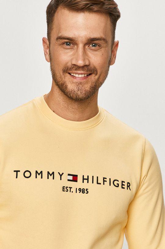 žlutá Tommy Hilfiger - Mikina