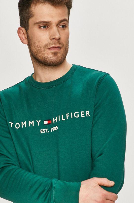 zelená Tommy Hilfiger - Mikina