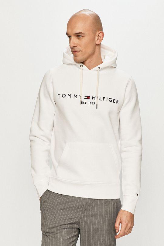 biały Tommy Hilfiger - Bluza Męski