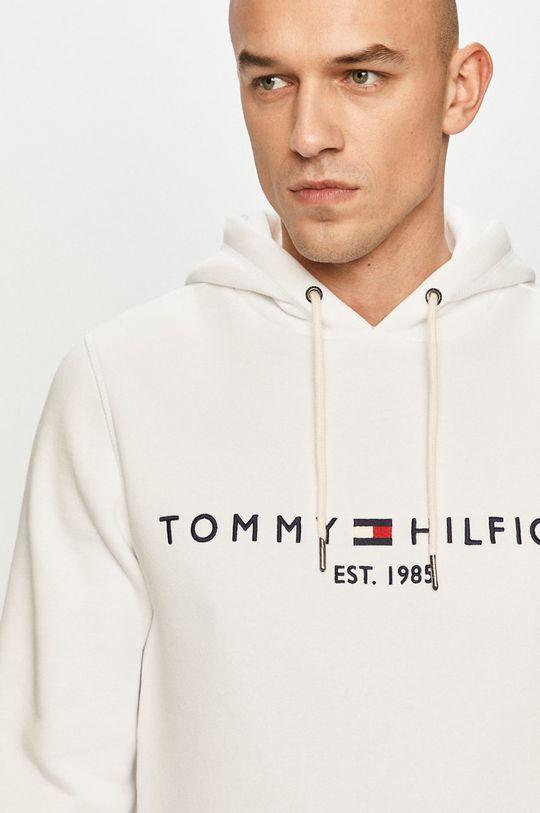 biały Tommy Hilfiger - Bluza