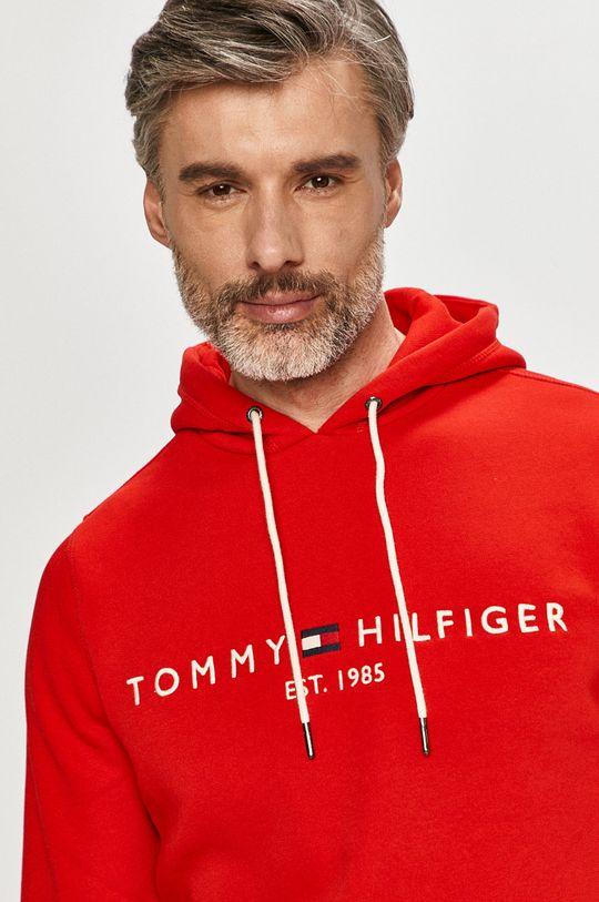 czerwony Tommy Hilfiger - Bluza