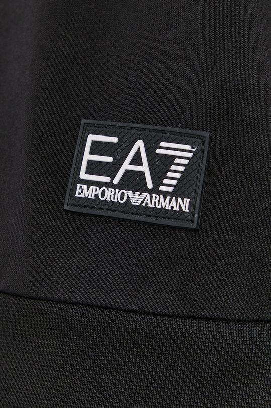 EA7 Emporio Armani - Bavlněná mikina Pánský