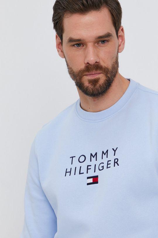 světle modrá Tommy Hilfiger - Mikina