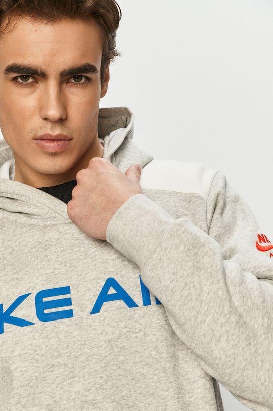 jasny szary Nike Sportswear - Bluza