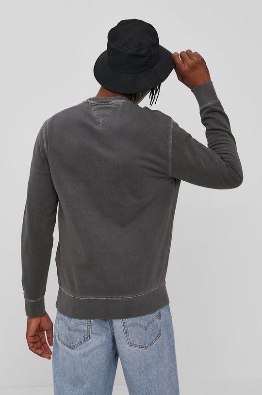Tommy Jeans - Hanorac de bumbac  100% Bumbac organic